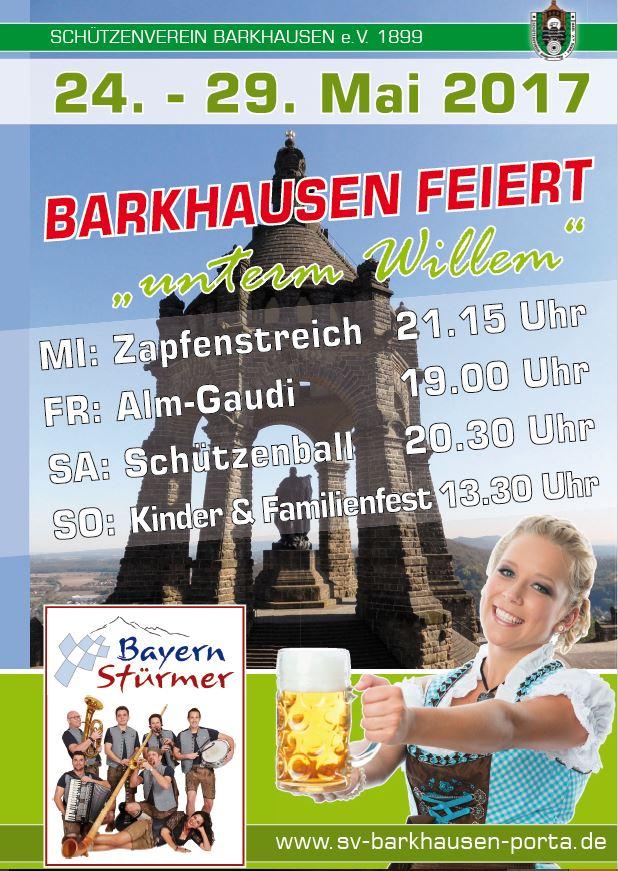 Schützenfest_2017_Plakat