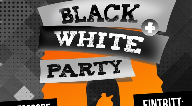 Sommerball 2018 und Black & White Party