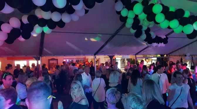 Black & White Party – ein Rückblick auf eine Menge Spaß