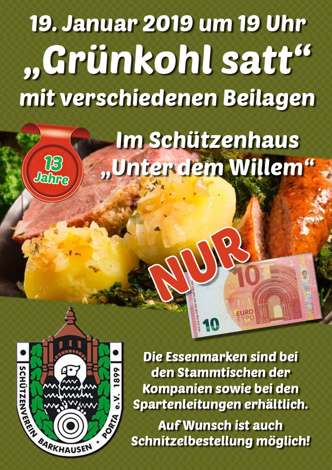 Plakat_Grünkohlessen
