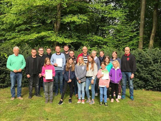 Rückblick: Dorfpokal 2019
